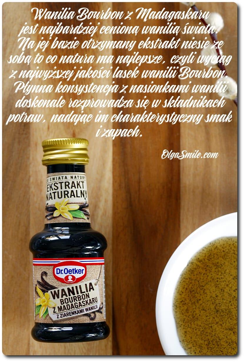 Ekstrakt naturalny Wanilia Bourbon z Madagaskaru z ziarenkami wanilii 30 ml