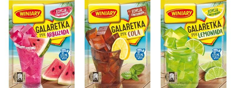 galaretki Winiary