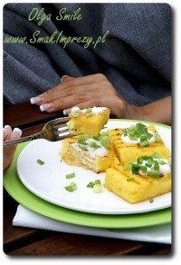 Grillowana polenta
