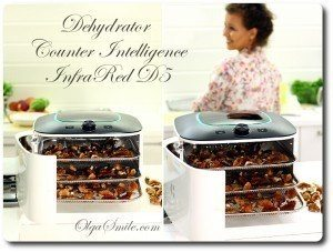 Dehydrator Counter Intelligence InfraRed D5