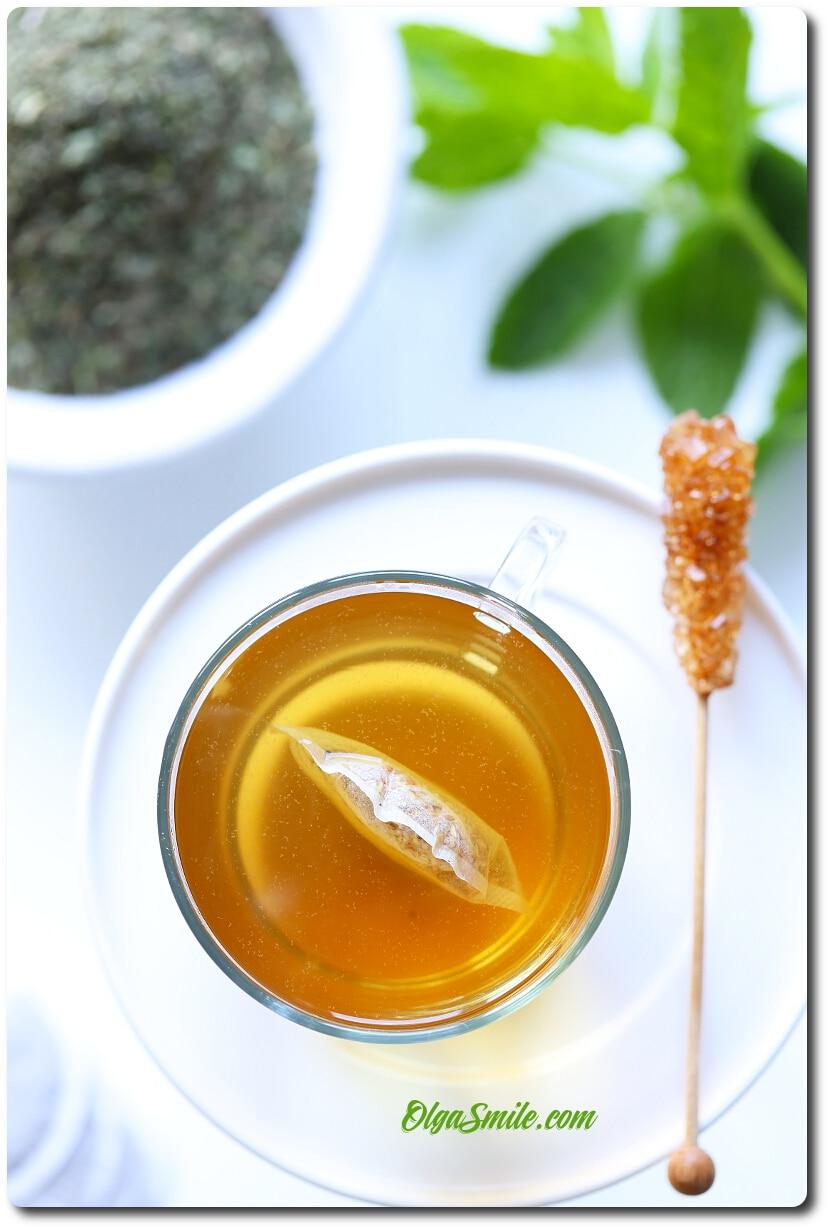 Herbata z melisy