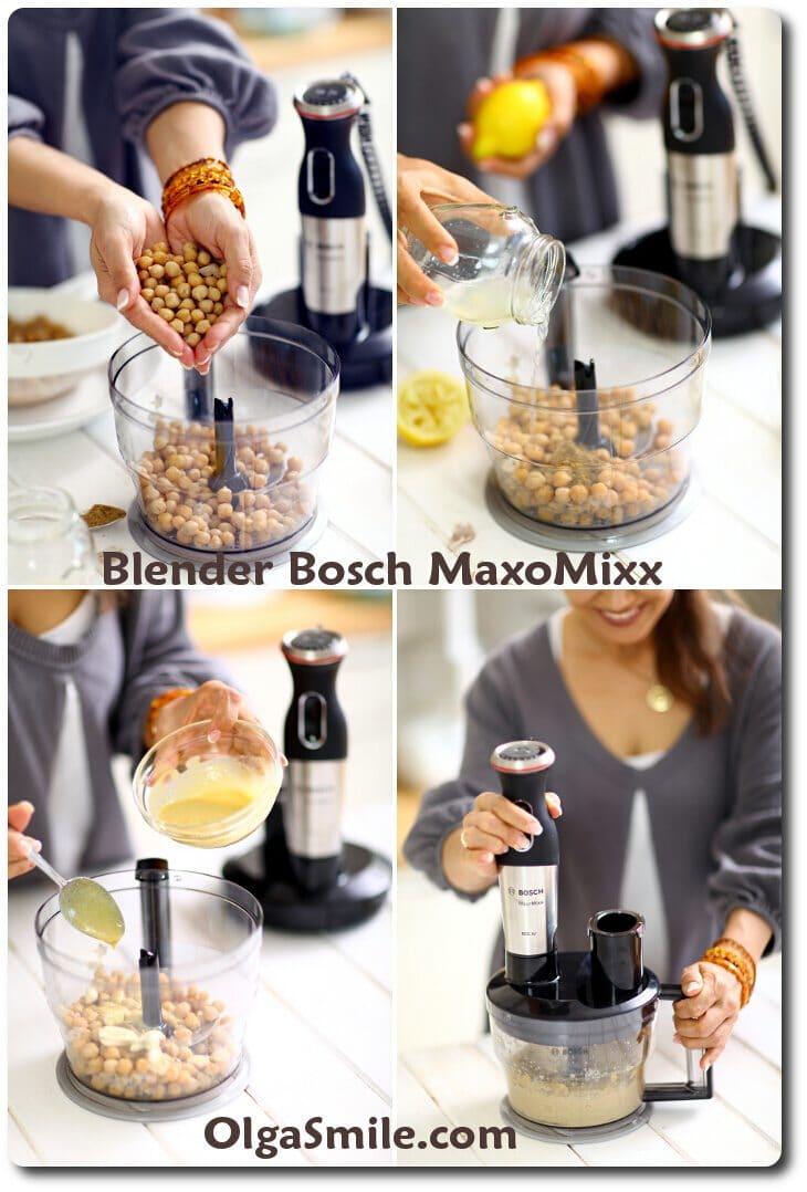 Blender Bosch MaxoMixx