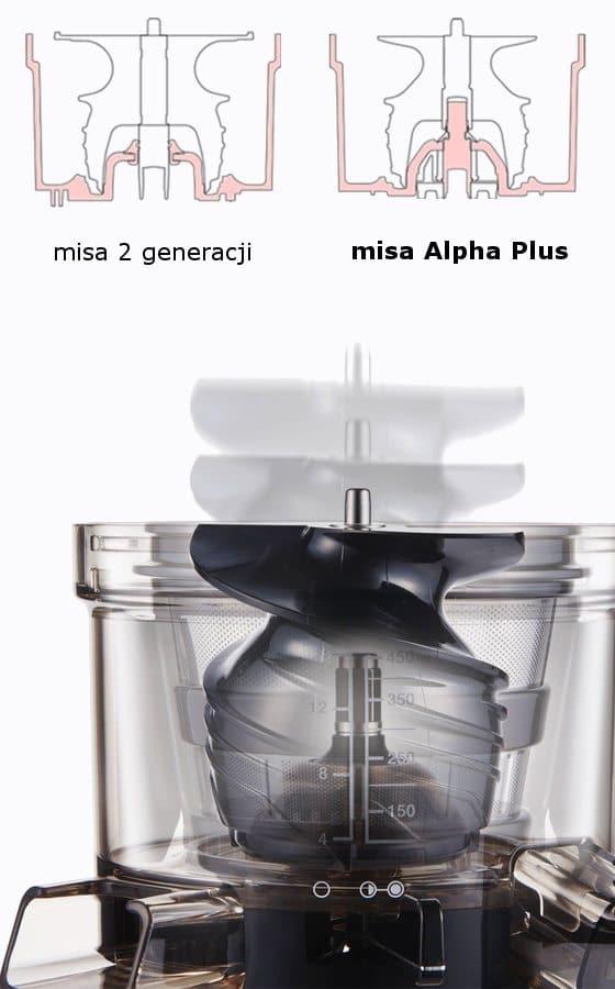 misa Alpha Plus