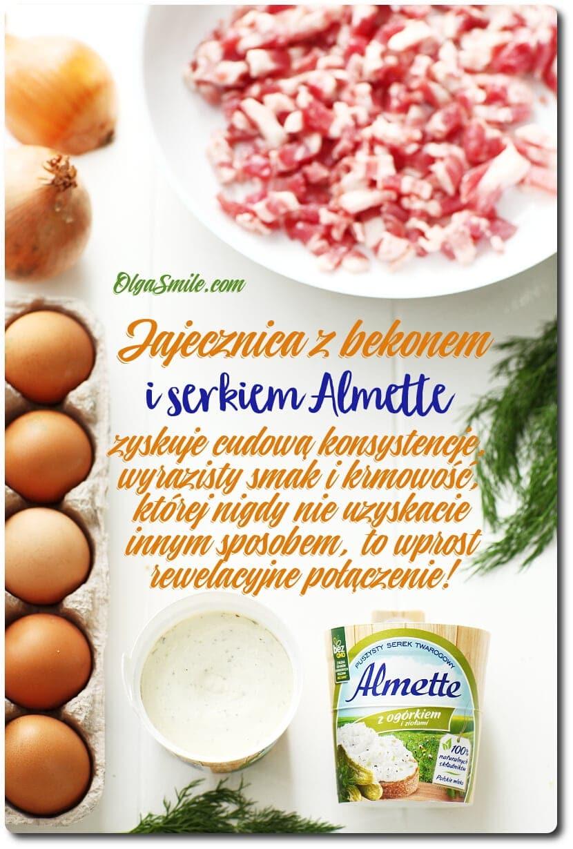 Smaki sezonu Almette Olga Smile