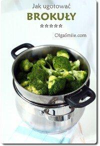 Jak ugotować brokuły