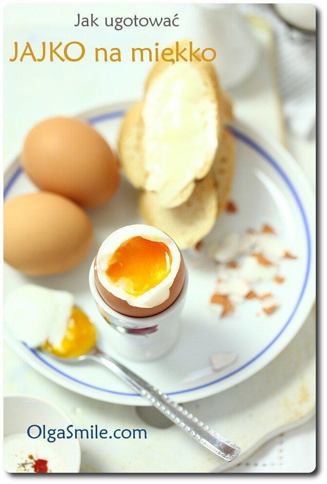 Jak ugotować jajko na miękko