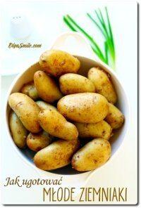 Jak ugotować młode ziemniaki
