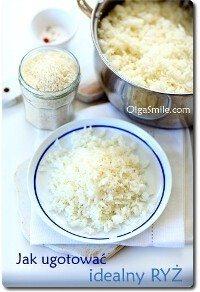 Jak ugotować ryż
