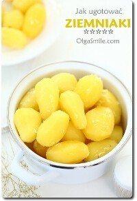 Jak ugotować ziemniaki