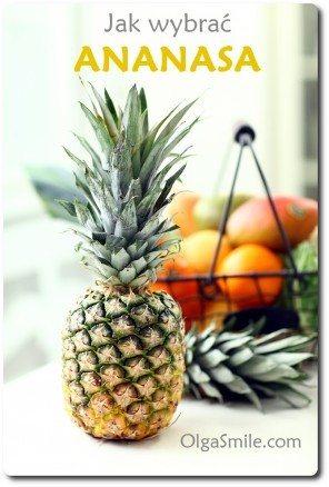 jJak wybrać ananasa