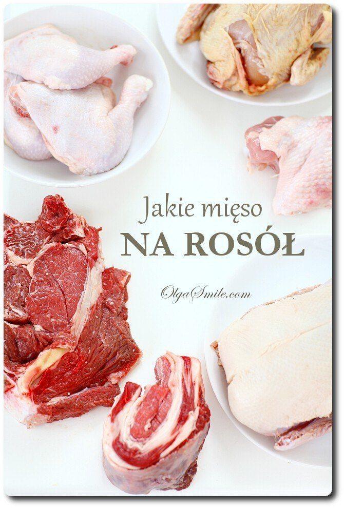 Jakie mięso na rosół