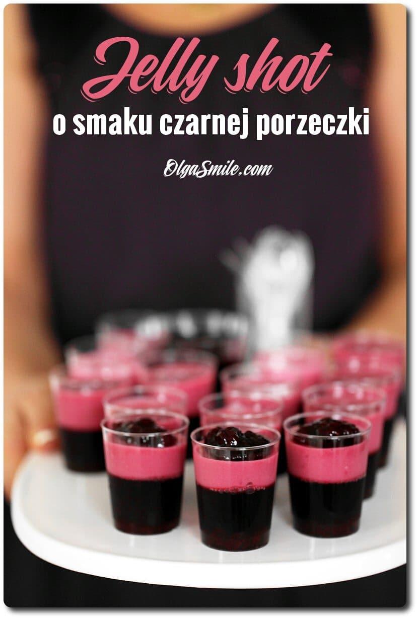 JELLY SHOT CZARNA PORZECZKA