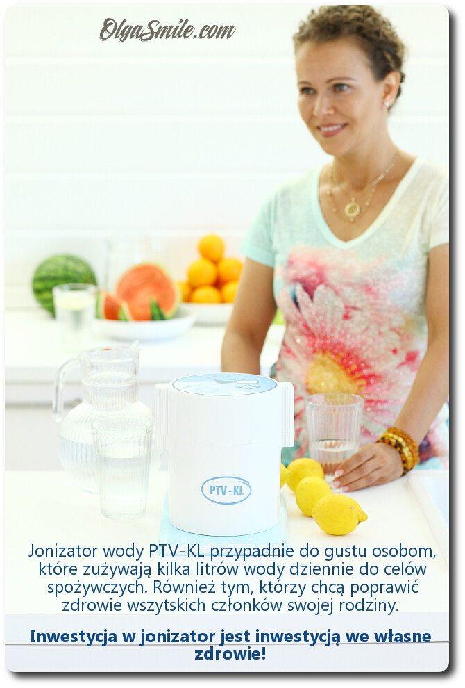Jonizator wody PTV-KL