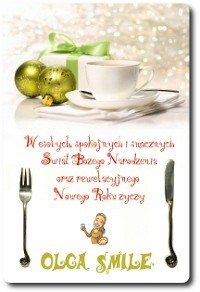 Najlepsze życzenia świąteczne i noworoczne 2010/2011