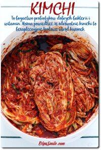 Kimchi przepis