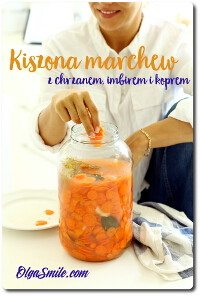 Kiszona marchew