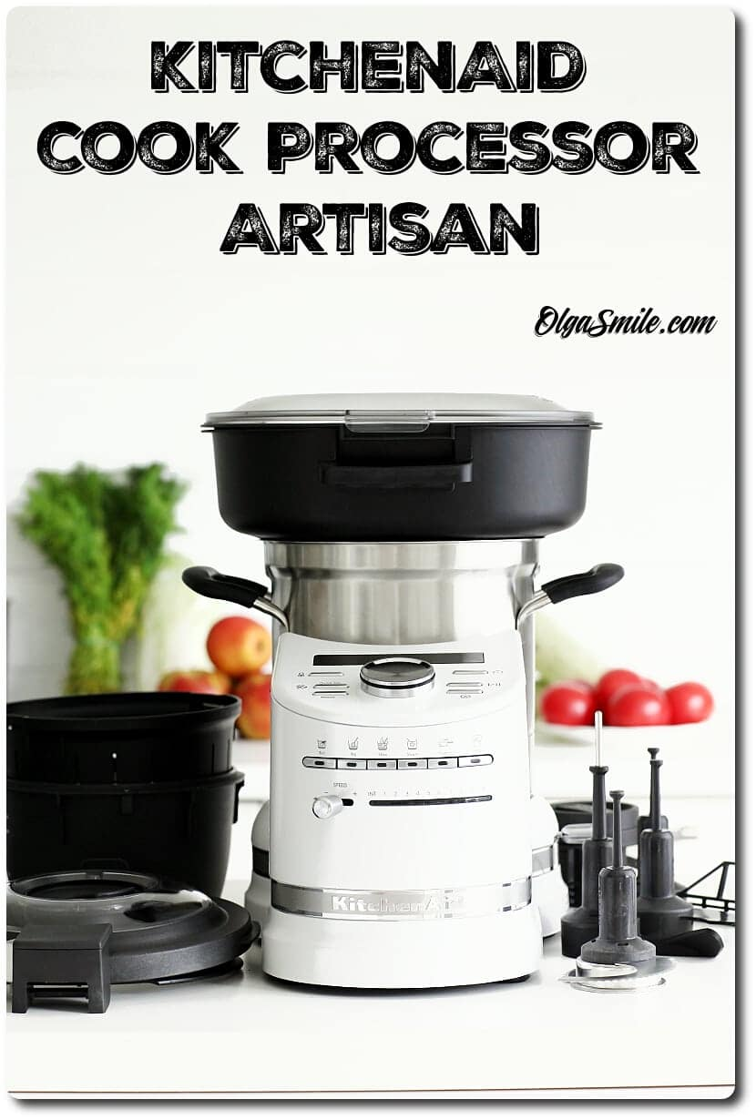 KitchenAid Cook Processor Artisan