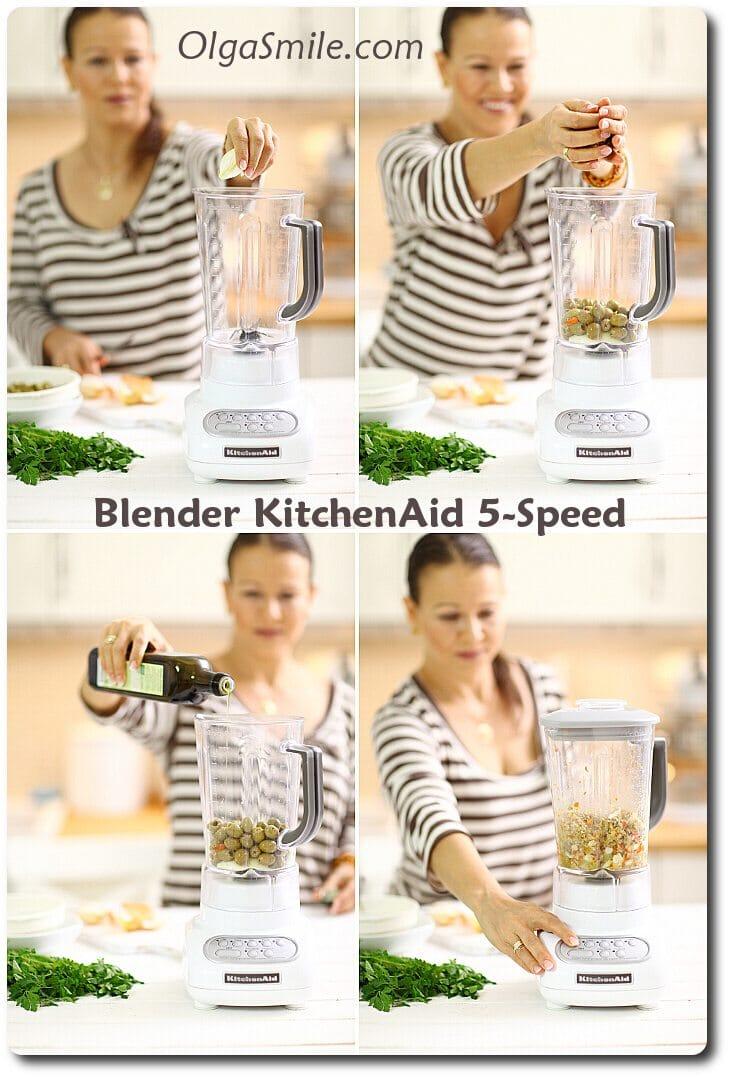 Blender KitchenAid 5-Speed