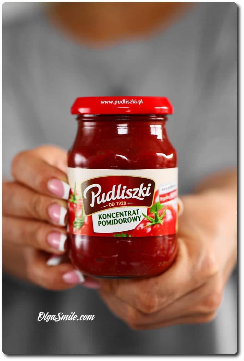 Koncentrat pomidorowy Pudliszki