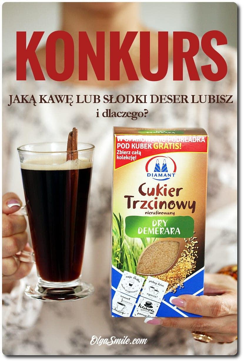 Cukier Trzcinowy DRY DEMERARA - KONKURS