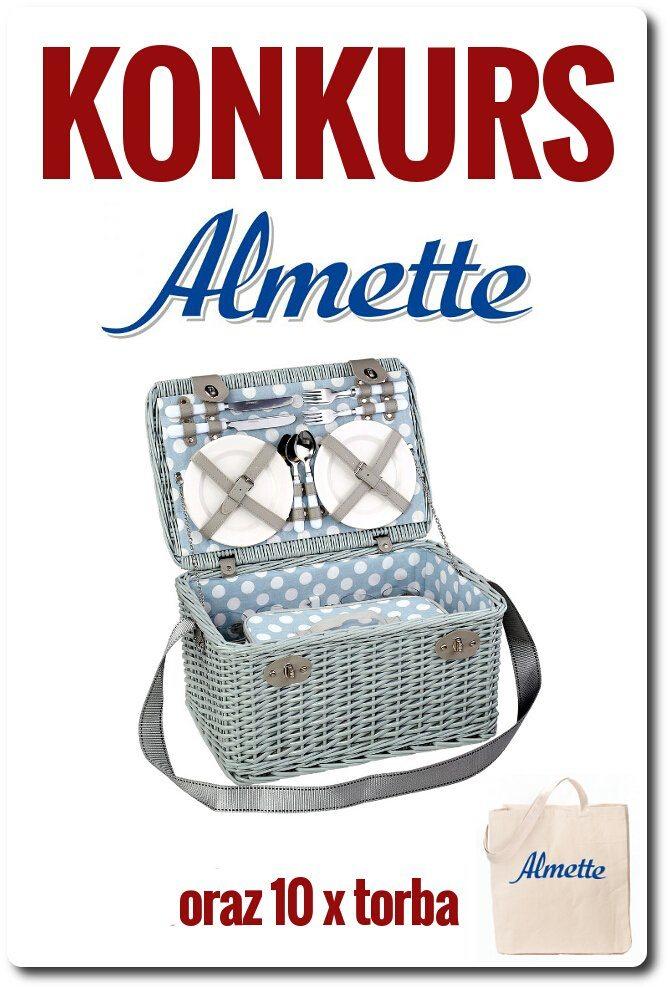 Konkurs Almette