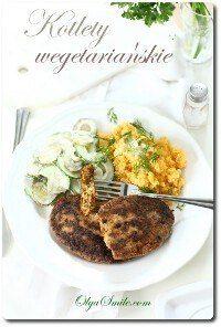 Kotlety wegetariańskie