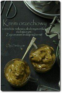 Krem orzechowy