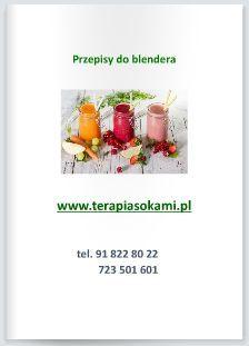 Książka blender Counter Intelligence TerapiaSokami.pl