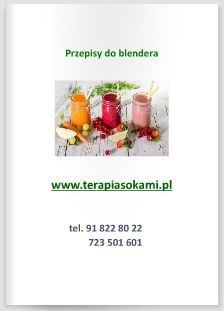 Książka blender Counter Intelligence TerapiaSokami.pl