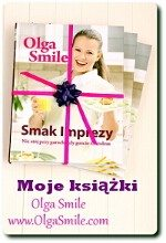 Książki kucharskie Olgi Smile