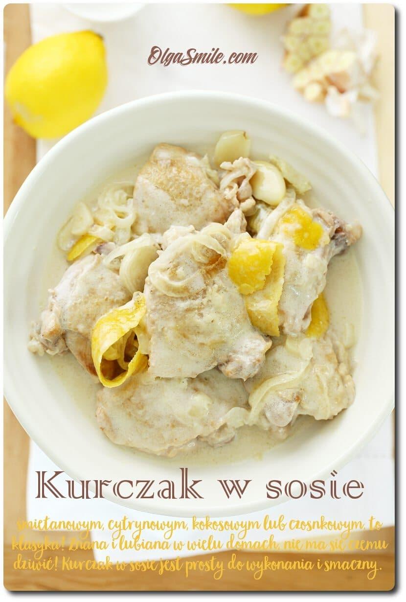 Kurczak w sosie