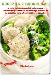 Kurczak z brokułami