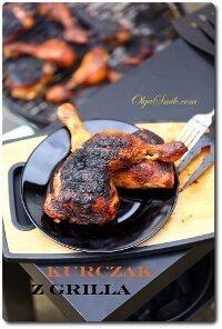Kurczak z grilla