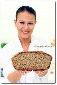 Prosty chleb bezglutenowy