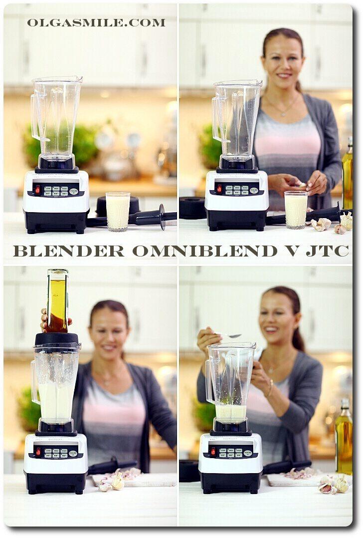 Blender OMNIBLEND V JTC