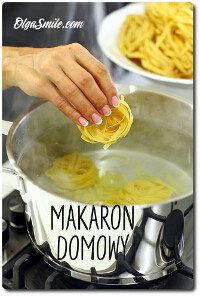 Makaron domowy