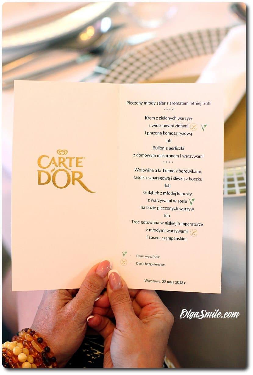 Lody Carte D'OR jeszcze bardziej francuskie