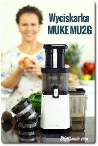 Wyciskarka do soków MUKE Mu2G