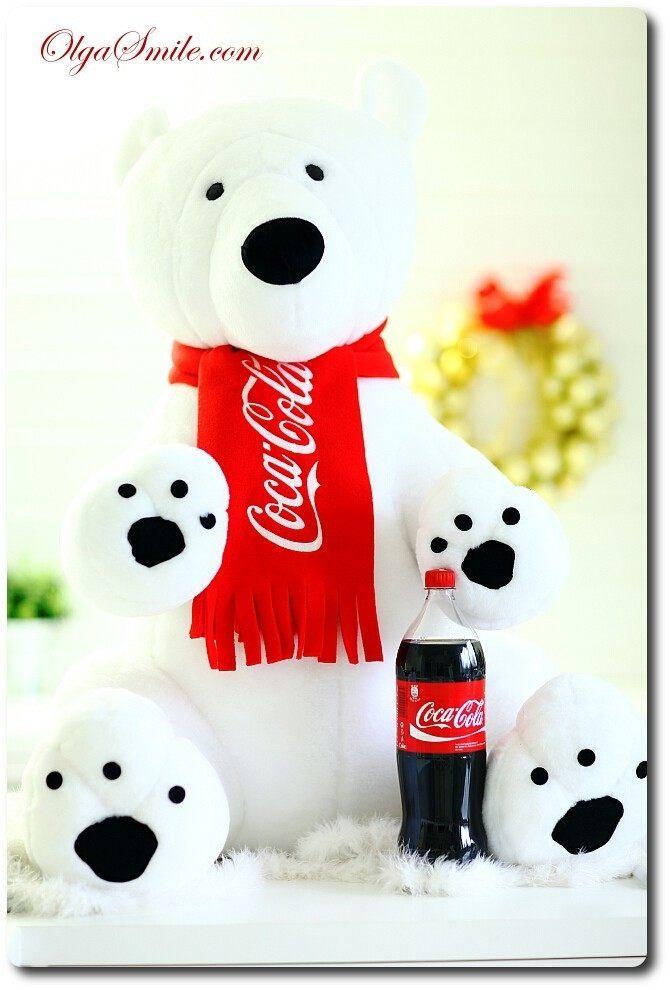 Nagroda Miś Coca-Cola u Olgi Smile
