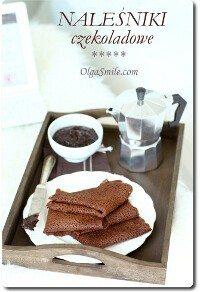 Naleśniki czekoladowe