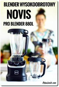 Blender wysokoobrotowy NOVIS PRO BLENDER 880L