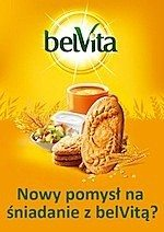 Nowy pomysl na śniadanie z belvitą