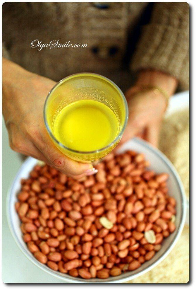 Prasa do oleju YODA Olej z orzechów arachidowych