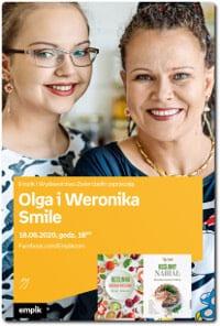 ZOBACZ NAS NA ŻYWO Olga Smile i Weronika Smile