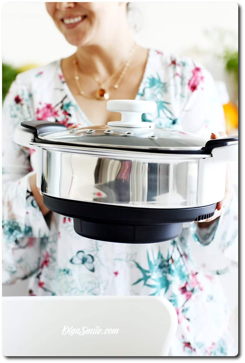 Parowar do Tefal i-Companion