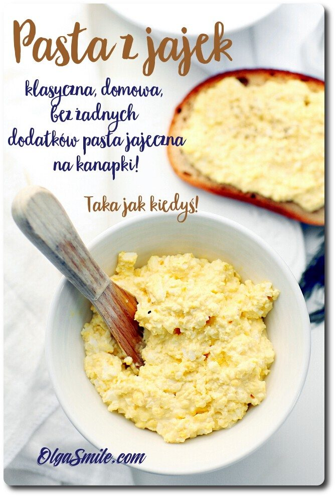 Pasta z jajek