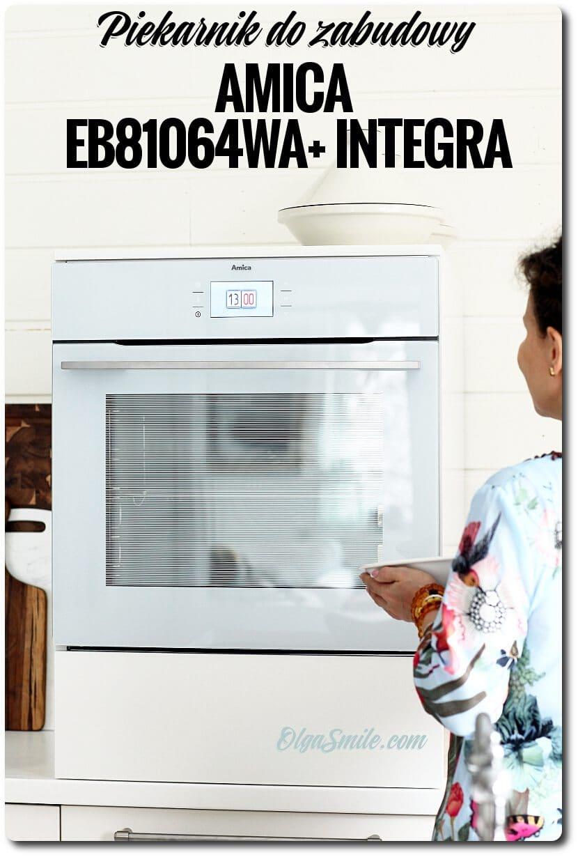 Piekarnik Do Zabudowy Amica Eb81064wa Integra Przepis Olga