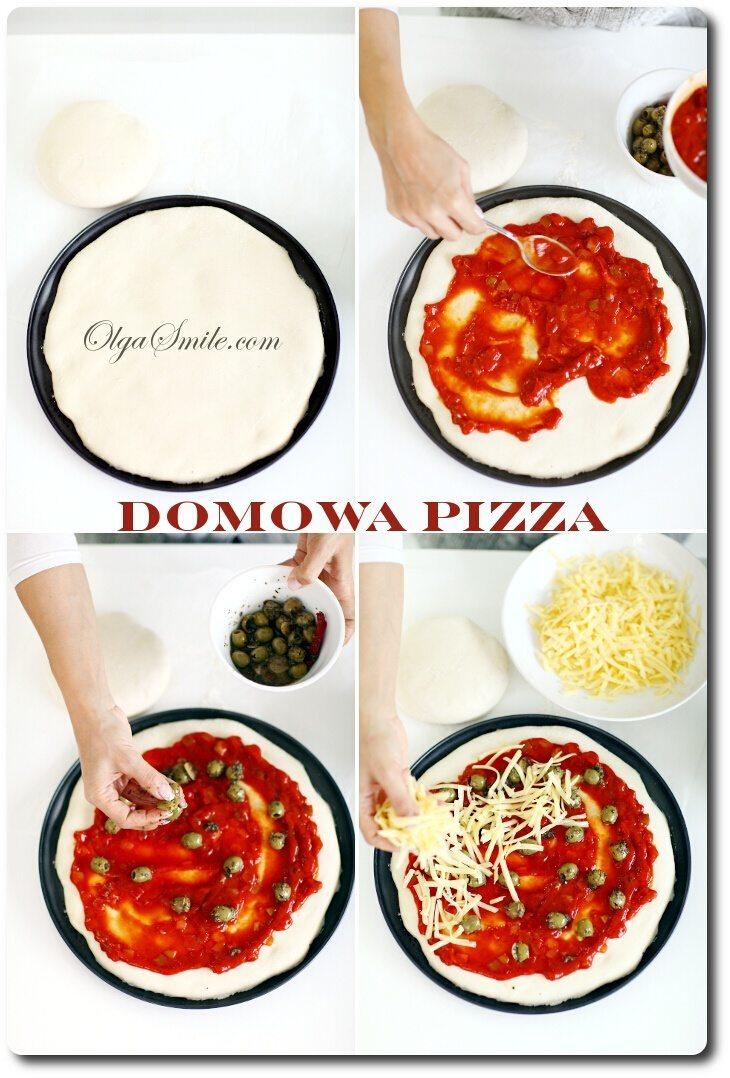 Pizza przepis