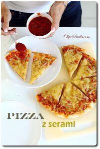 Pizza z serami
