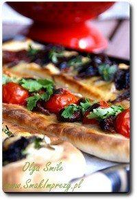 Smaczna pizza